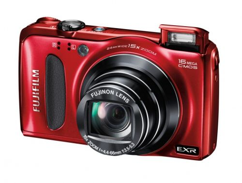 Fujifilm FinePix F660EXR_red