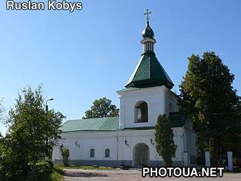 Pereyaslav-Khmelnitsky st. Michael Church.