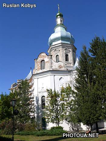 Pereyaslav-Khmelnitsky Cathedral of Ascension.