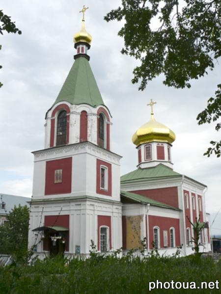 Vyshgorod Saint Boris and Gleb church