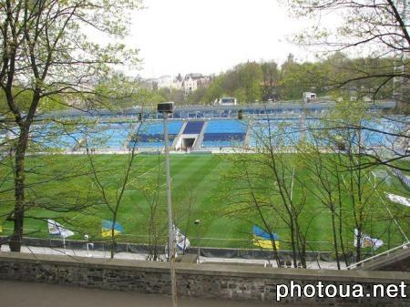 Photoua net головна стадіон динамо київ