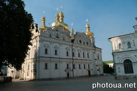 Kiev-Pechersk Lavra Dormition of the Mother of God Cathedral