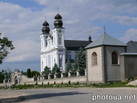 Murafa, Vinnitskaya oblast Cathedral of the Immaculate Conception