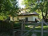 Pereyaslav-Khmelnitsky. museum of Folk Life and Architecture. House of poor man. 19 cent.