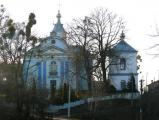 Rivne oblast. Klevan. Church of Christ's Birth (1777)