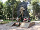 Ivano-Frankivsk Monument to Soviet Soldiers in Afghanistan