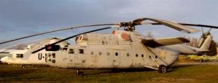 Kiev Mi-6  heavy transport helicopter