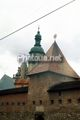 Lviv. Easter detensive wall with Glyniany Tower of Former Bernardine Monastery and Church. XV-XVII.